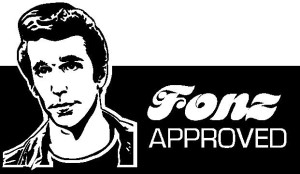 fonz_approved